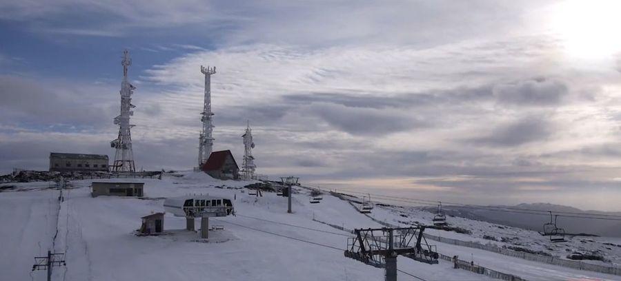 Telesilla en Manzaneda esqui