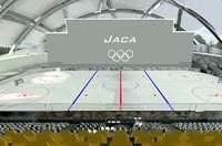 Marcelino Iglesias y Jaime Lissavetzky colocarán la primera piedra de la pista de hielo de Jaca