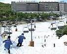 Marina d'Or tendrá la mayor estación de esquí artificial del mundo