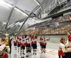 Vuelve la liga de Hockey a Jaca después de la aventura en Bielorrusia