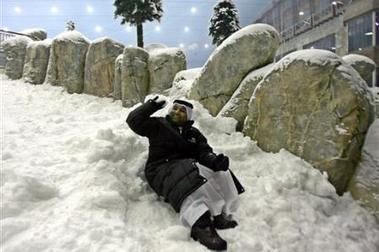 Esquí en Dubai