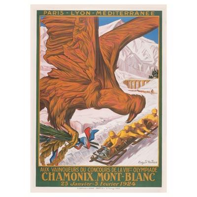 JJ.OO. Chamonix 1.924