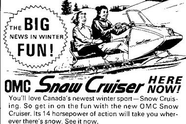 Snow-mobiles