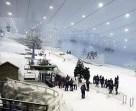 Ski Dubai, la estacion de esquí cubierta más grande del mundo