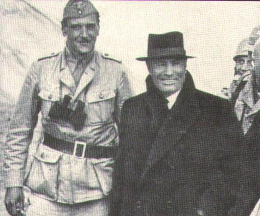 "El fascismo en Italia Benito Mussolini el ""Duce"""