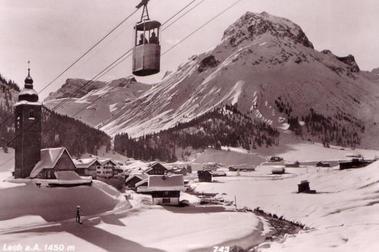 Lech - Zurs, en la cuna del esqui alpino - Lech - Zurs, in the cradle of alpine ski