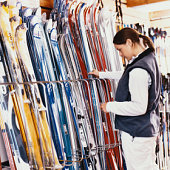 Todas las marcas de esquís del planeta!