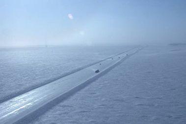 Las carreteras de nieve