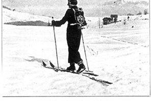 Esquis motorizados - Motorized skis