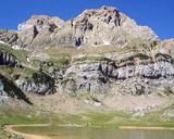 Ibón de Piedrafita 1602m. Valle de Tena