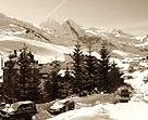 El Hotel Candanchú es el hotel más antiguo en una estación de esquí y de alta montaña 1935