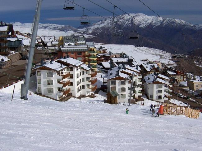 Centro de Esquí La Parva