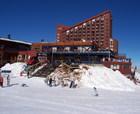 Esquiando en Valle Nevado (2006)