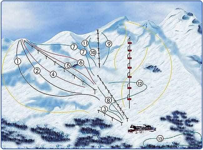 Centro de Esquí Antillanca