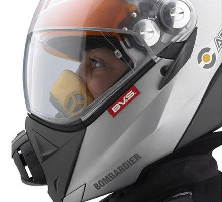d4ec70ef55d68 Ultramoderno casco para moto de nieve - SKG - Skigadgets - Nevasport.com