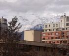 Nuevos Aires(con nieve)  en los Tres Valles