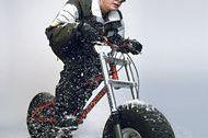 La Antartic Bike