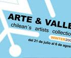 Exposición Artistas Chilenos en Valle Nevado