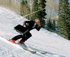 En Valle Nevado puedes esquiar estando de reunión