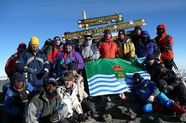 Expedición IMD El Ejido al Atlas ´07 (Toubkal y otros)
