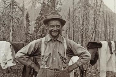 Byron Harmond, el fotógrafo de las Rocosas canadienses-Byron Harmond, the photographer of the Canadian Rockies