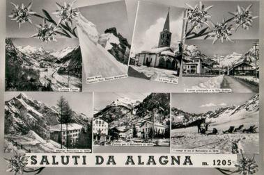Homenaje a la vieja Alagna <br><em>Tribute to old Alagna</em>