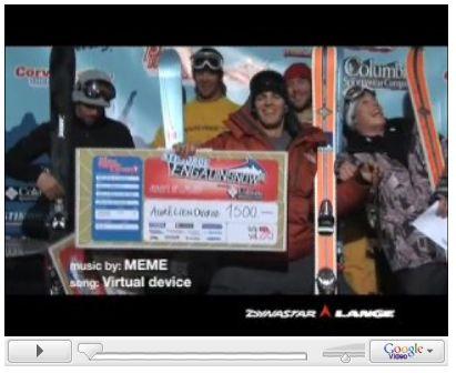 Video con las mejores imagenes 05/06 de Dynastar