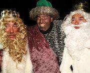 Noche de Reyes en Sierra Nevada