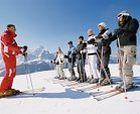 Técnica de esquí: ¿Qué es esquiar? (1)