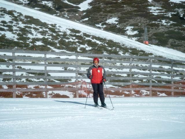 Valdesquí en la temporada del 2004