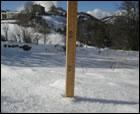 Una nevada de sur en el Pirineo Central,28 al 30 de enero del 2011