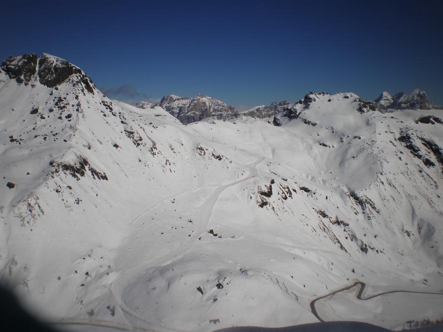 Las Mejoras vistas de Dolomitas desde la Marmolada