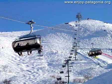 Esquiar en argentina megainforme reportajes for Fuera de pista cerro catedral