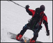 Esquí y Snowboard de montaña en el Breithorn (4165m) - Alpes Suizos
