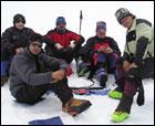 Skiboard de Travesía en el Nevado Cayambe 5790 m