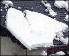 Atention chute de neige