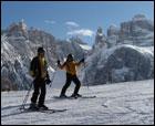 Alta Badía-Sella Ronda-Dolomitas. Marzo 2010