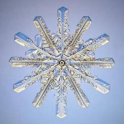 nieve de copos xd