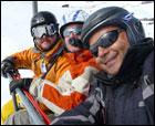 Que bonito es esquiar en Agosto....  (Chile)