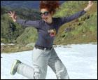 Freeride&snowpark en Gredos