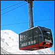 Aniversario de la construcción del funicular al Aiguille de Midi