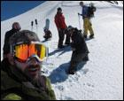5 Ponderos en Gredos. Snowboard de Montaña
