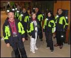 Homenaje a los voluntarios Formigal 2008