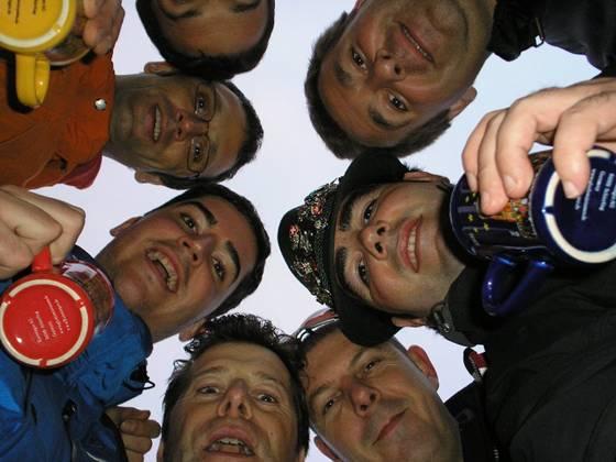 Tour austríaco - Diciembre 2008