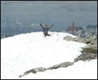 Val d`Aran. Tuc de Baciver 2640 m.