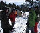 ¡Mejor imposible! Final de temporada con nieve polvo en Masella