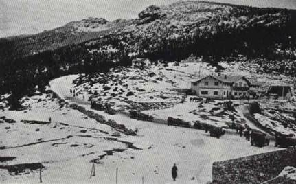 Historia de la estación de esquí del Puerto de Navacerrada