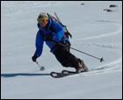 Aventura K2 a vela y sobre esquís