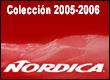 Nordica: Gama de esquís 2005-2006