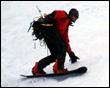 Esquí y Snowboard de montaña en el Gran Paradiso (4061m.) - Alpes Italianos